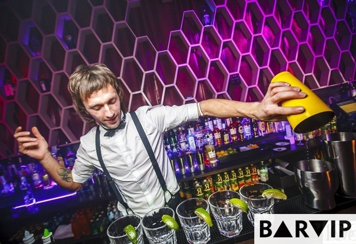 фото - Евгений,Бармены компании BarVip