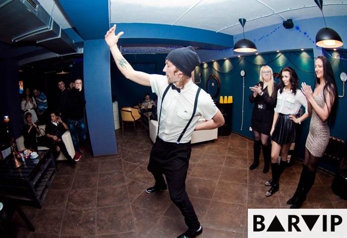 фото -BarVip-бармен Евгений