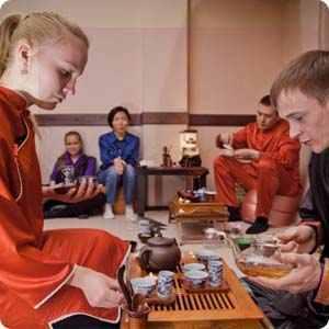 фото-Чайная церемония